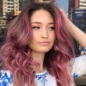 vitor hugo cabelo colorido