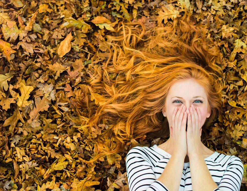 cabelo outono