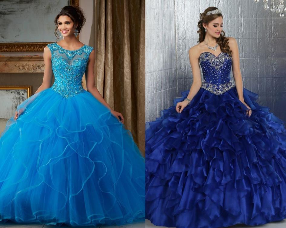 vestidos-azuis-debutante