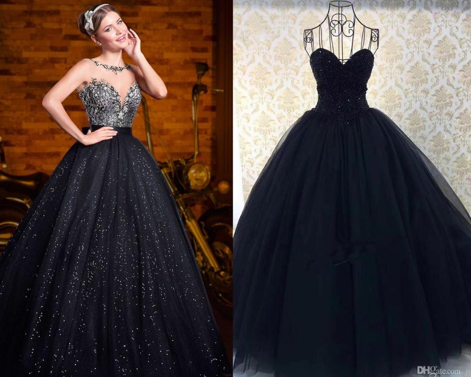 vestidos-pretos-debutante