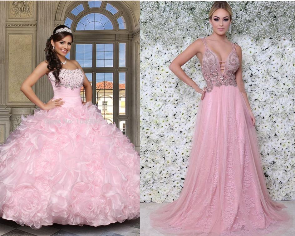 vestidos-rosas-debutante