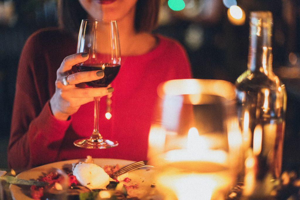 Jantar Romântico Não deixe seu casamento cair na rotina